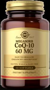 Solgar Megasorb CoQ-10 60 mg