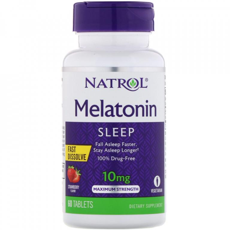 Melatonin FD 10 мг