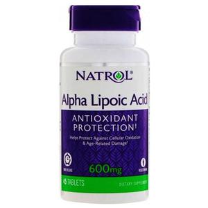 Alpha Lipoic Acid 600 мг 45 таб TR