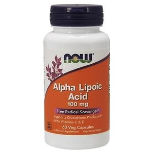 Alpha Lipoic Acid 100 мг