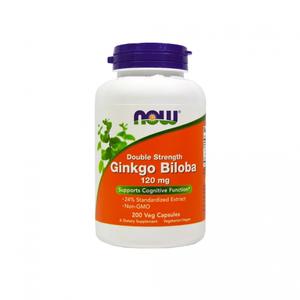 Ginkgo Biloba Vegicaps 120 мг