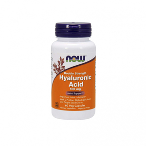 Hyaluronic Acid - Double Strength 100 мг