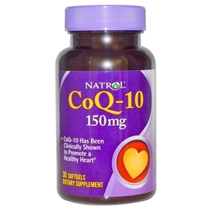 CoQ-10 150 мг 30 гел.капс.