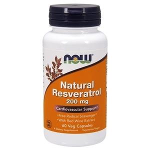 Natural Resveratrol 200 мг