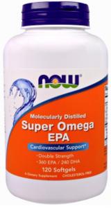 NOW Super Omega EPA 1200 mg 360/240