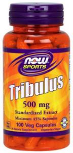 NOW Tribulus 500 mg Extract 45%