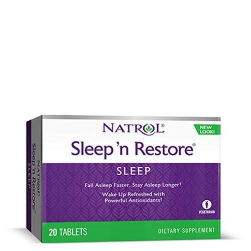 Sleep 'n Restore Blist