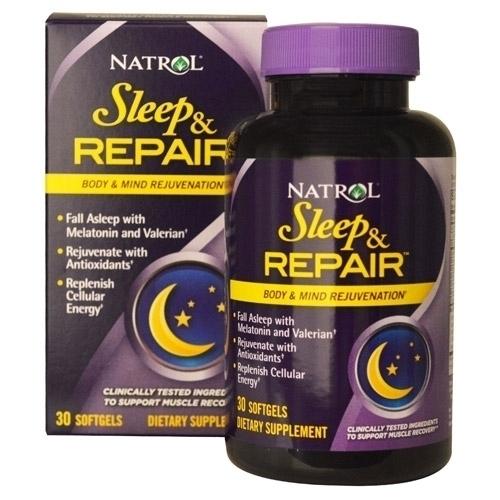 Sleep & Repair