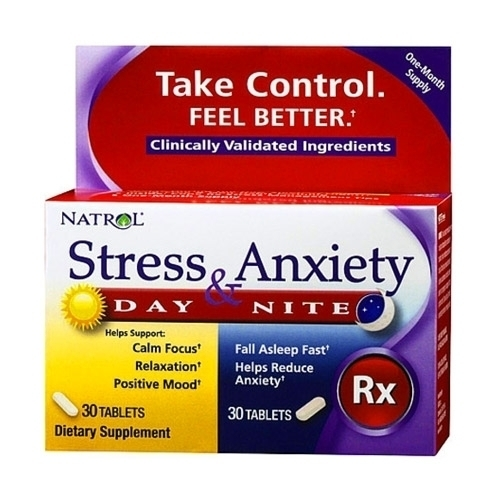 Stress & Anxiety Day & Nite